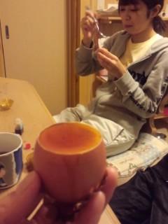 卵のプリン